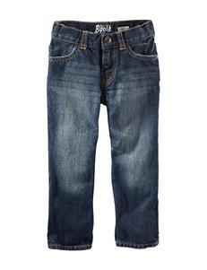 OshKosh B'gosh® Authentic Tint Straight Fit Pants – Toddler Boys