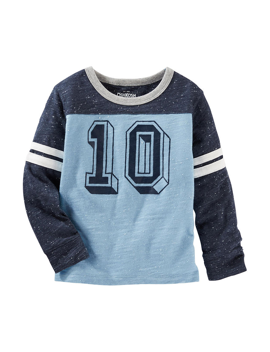 Oshkosh B'Gosh Navy Tees & Tanks