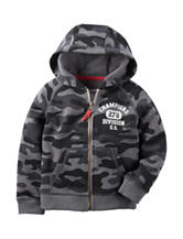 Carter's® Camouflage Print Fleece Hoodie - Boys 4-8