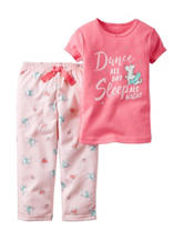 Carter's® 2-pc. Dance All Day Pajama Set - Toddler Girls