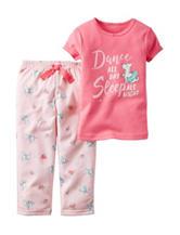 Carter's® 2-pc. Dance All Day Pajama Set - Girls 4-8