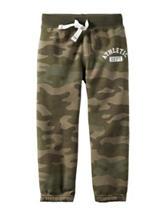 Carter's® Camo Print Fleece Pants – Boys 4-8