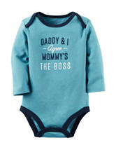 Carters® Mommy's the Boss Bodysuit - Baby 0-9 Mos.