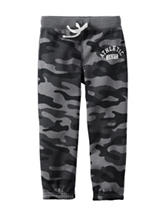 Carter's® Camo Print Fleece Pants – Boys 4-8