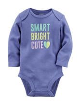 Carter's® Smart Bright Cute Bodysuit – Baby 0-9 Mos.