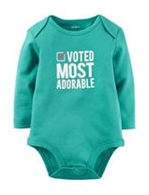 Carter's®Voted Adorable Bodysuit – Baby 0-9 Mos.