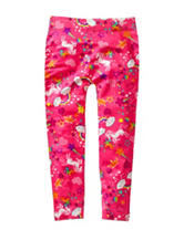Wishful Park Unicorn & Rainbow Print Leggings – Girls 4-6x
