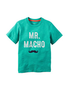 Carter's® Flocked Mr. Macho T-shirt – Boys 4-8