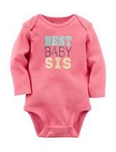 Carter's® Best Baby Sis Bodysuit - Baby 0-9 Mos.
