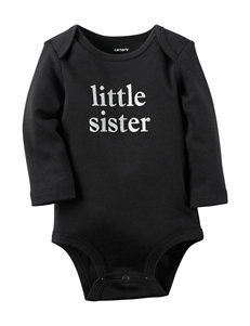 Carters® Little Sister Bodysuit – Baby 0-9 Mos.