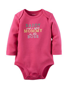 Carters® Mommy is the Boss Bodysuit - Baby 0-9 Mos.