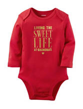 Carters® Living the Sweet Life Bodysuit - Baby 0-9 Mos.