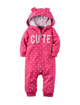 Carters® Cute Coverall - Baby 3-12 Mos.