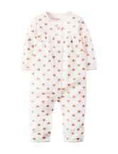 Carters® Heart Print Sleep & Play - Baby 0-12 Mos.