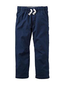 Carter's® Poplin Jogger Pants – Boys 4-8