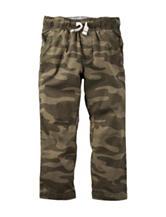 Carter's® Poplin Jogger Pants – Toddler Boys