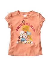 Disney Friendship Character T-shirt – Girls 4-6x