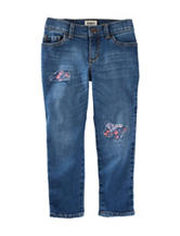 OshKosh B'gosh® Patchwork Jeans - Girls 4-6