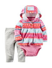 Carter's® Aztec Print Cardigan & Pants Set - Baby 0-18 Mos.