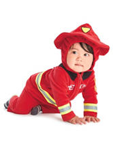 Carter's® 2pc. Halloween Fireman Costume Set - Baby 3-18 Mos.