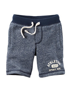 Carter's® French Terry Heather Knit Short – Toddler Boys