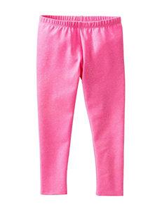 OshKosh Bgosh® Pink Sparkle Leggings - Girls 4-6x