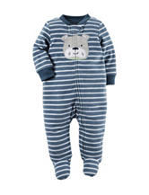 Carter's® Little Brother Microfleece Sleeper – Baby 0-9 Mos.