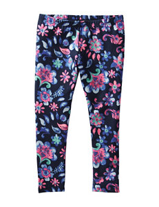 Oshkosh B'Gosh Blue Floral Stretch