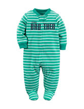 Carter's® Little Brother Microfleece Sleep & Play  – Baby 0-9 Mos.