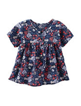 OshKosh Bgosh® Floral Print Woven Top - Girls 4-6x