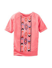 OshKosh Bgosh® Aztec Print Tunic Top - Girls 4-6x