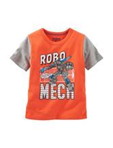 OshKosh B'gosh® Robot Print T-shirt - Boys 4-7