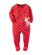 Carter's® Reindeer Sleep & Play - Toddler Girls
