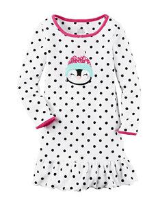 Carter's® Penguin Pajama Gown - Girls 2-5