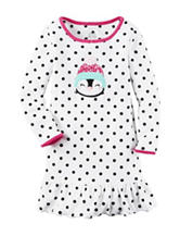 Carter's® Penguin Pajama Gown - Girls 2-5