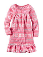 Carter's® Fairisle Print Pajama Gown - Girls 2-5
