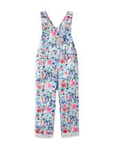 OshKosh Bgosh® Floral Print Overalls - Toddler Girls