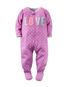 Carters® Love Sleep & Play - Toddler Girls