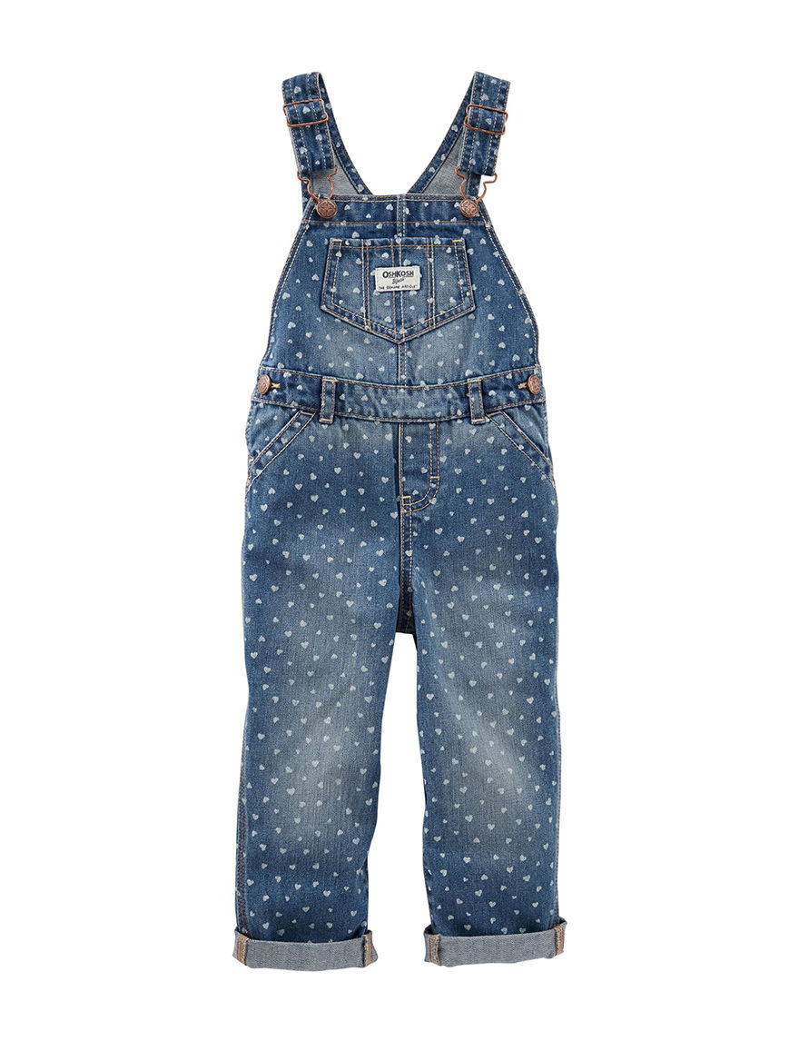 Oshkosh B'Gosh Blue Relaxed