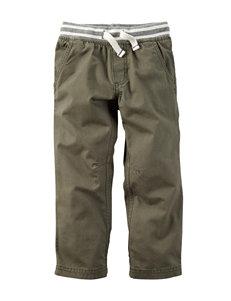 Carter's® Striped Canvas Pants – Boys 4-8