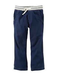Carter's® Navy Canvas Pants - Boys 4-8