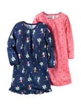 Carter's® 2-pk. Fairy Sleep Gown Set - Toddler Girls