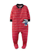 Carters® Striped Print Sleep & Play – Baby 12-24 Mos.