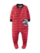 Carters® Striped Print Sleep & Play – Baby 12-24 Mos.