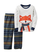 Carter's® 2-pc. Fox Pajama Set – Baby 12-24 Mos.