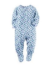 Carter's® Ditsy Floral Print Sleeper – Toddler Girls