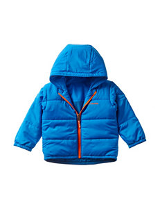 Columbia Blue Critter Jacket – Baby 12-24 Mos.