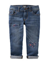 OshKosh B'gosh Patchwork Pants - Toddler Girls