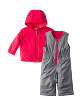 Columbia 2-pc. Reversible Snowsuit - Baby 12-24 Mos