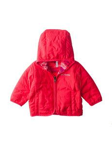 Columbia Pink Lightweight Jackets & Blazers